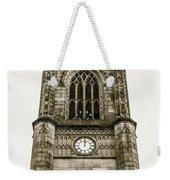 Liverpool Church Of St Luke - Tower B Weekender Tote Bag