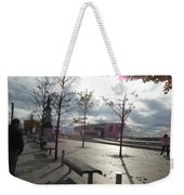 Liverpool In The Fall Weekender Tote Bag