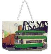 Liverpool Tram 1953 Weekender Tote Bag
