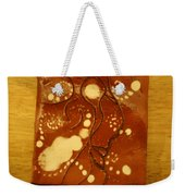 Liveth - Tile Weekender Tote Bag