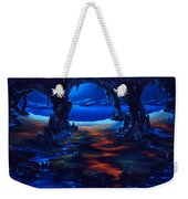 Living Among Shadows Weekender Tote Bag
