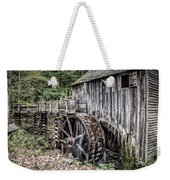 Cable Mill Gristmill - Great Smoky Mountains National Park Weekender Tote Bag
