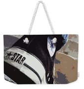 Living In Converse - Hurries In Converse Weekender Tote Bag