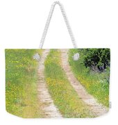 Living In The Country Weekender Tote Bag