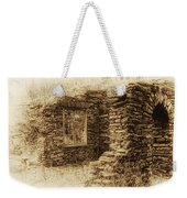 Living In The Past Weekender Tote Bag