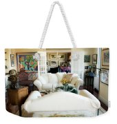 Living Room Iv Weekender Tote Bag by Madeline Ellis