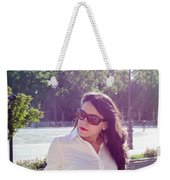 Living Seville - Spain Weekender Tote Bag