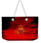 Living Sky Weekender Tote Bag