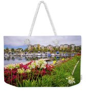 Living The Good Life Weekender Tote Bag