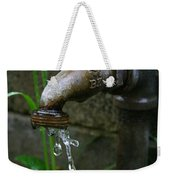 Living Water Weekender Tote Bag