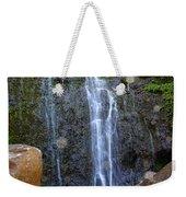 Living Waters - Wailua Falls Maui Weekender Tote Bag