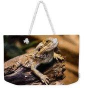 Lizard - Id 16217-202733-1873 Weekender Tote Bag