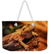 Lizard - Id 16217-202744-5164 Weekender Tote Bag