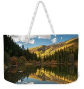 Lizard Lake Weekender Tote Bag