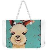 Llama Sid Weekender Tote Bag