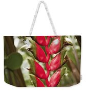 Lobster Claw Weekender Tote Bag