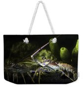 Lobster In Love Weekender Tote Bag