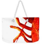 Lobster - The Left Side Weekender Tote Bag
