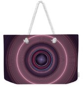 Local Subspace Vibrations Weekender Tote Bag