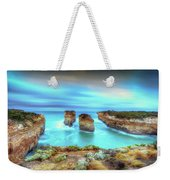 Loch Ard Gorge Pre Dawn Weekender Tote Bag