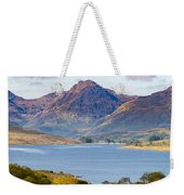 Loch Arklet And The Arrochar Alps Weekender Tote Bag