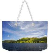 Loch Katrine Scotland Weekender Tote Bag