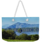 Loch Leanne Painting Killarney Ireland Weekender Tote Bag