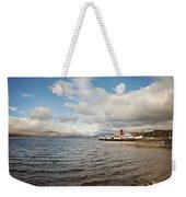 Loch Lomond Landscape Weekender Tote Bag