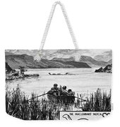 Loch Ness Monster, 1934 Weekender Tote Bag