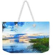 Lochloosa Lake Weekender Tote Bag