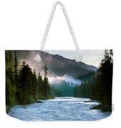 Lochsa River Weekender Tote Bag