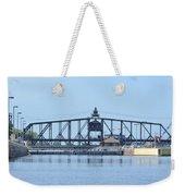 Lock And Dam No. 15 Weekender Tote Bag