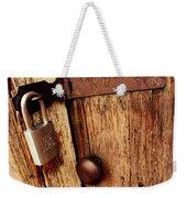 Locked Barn Weekender Tote Bag