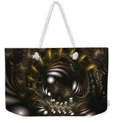 Locked In Nature's Embrace Weekender Tote Bag