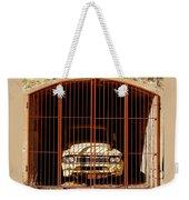 Locked Up Weekender Tote Bag