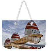Lockheed Constellation Weekender Tote Bag