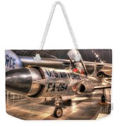 Lockheed F-94 Model C Starfire Weekender Tote Bag
