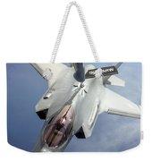 Lockheed Martin F-35 Lightning II, 2016 Weekender Tote Bag
