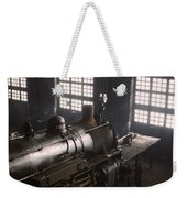 Locomotive Repair Shop - December 1942 Weekender Tote Bag