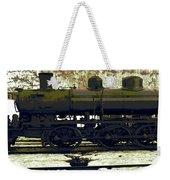 Locomotive Vector Weekender Tote Bag