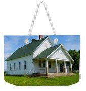 Locust Prairie School Weekender Tote Bag