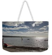 Loe Beach Windsurfers Weekender Tote Bag