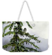 Lofty Perch Weekender Tote Bag