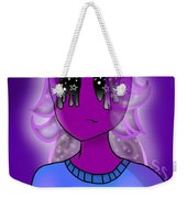 Lol Alien Girl Weekender Tote Bag