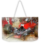 Lola In The Pits Weekender Tote Bag