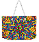 Lollipops Kaleidoscope 2 Weekender Tote Bag