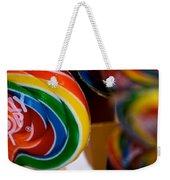 Lollipops Weekender Tote Bag