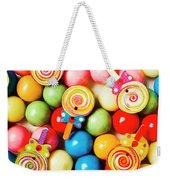 Lolly Shop Pops Weekender Tote Bag