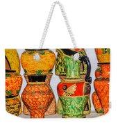 Lombok Pottery Weekender Tote Bag