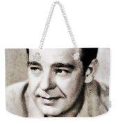 Lon Chaney, Vintage Actor Weekender Tote Bag
